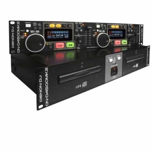 DENON DN-4500MK2 - DUAL DIGITAL MEDIA PLAYER