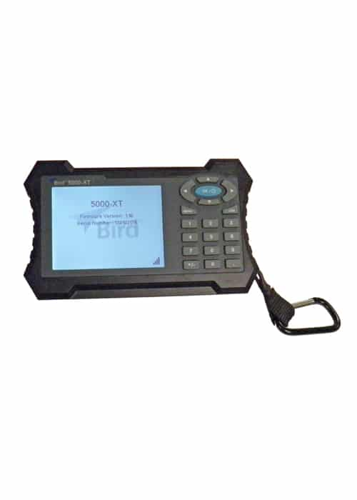 Bird 5000-XT Vatímetro DPM Série Digital Medidor de Potência