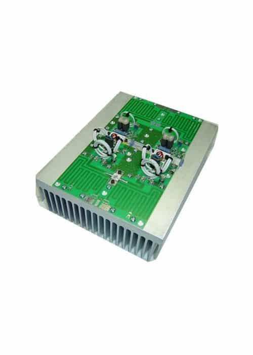 600W FM Modulo Amplificador e Dissipador de Calor