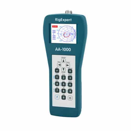 RIG EXPERT AA1000 Analizador de Antena
