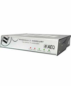 AEQ Phoenix Mercury Full Duplex estereo IP