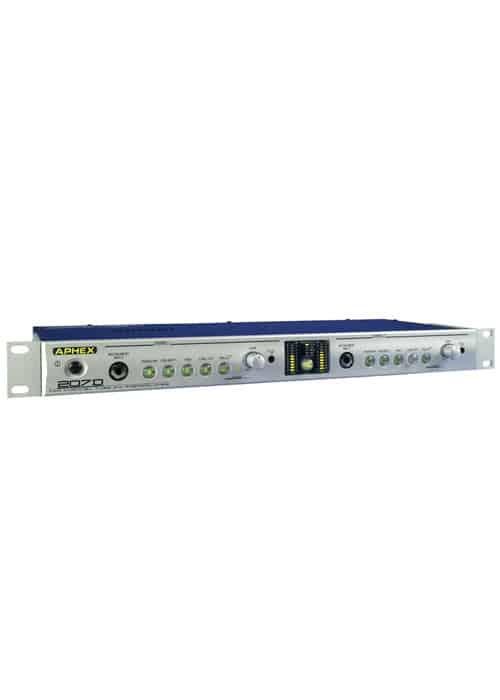 APHEX 207D processador de microfone Valvulado