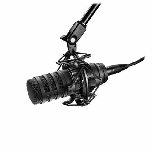 Audio-Technica BP-40 Broadcast Microfone