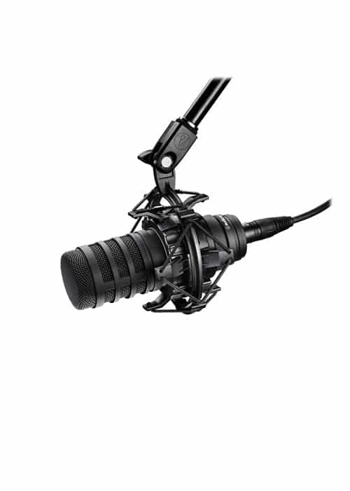Audio-Technica BP-40 Broadcast Microfone