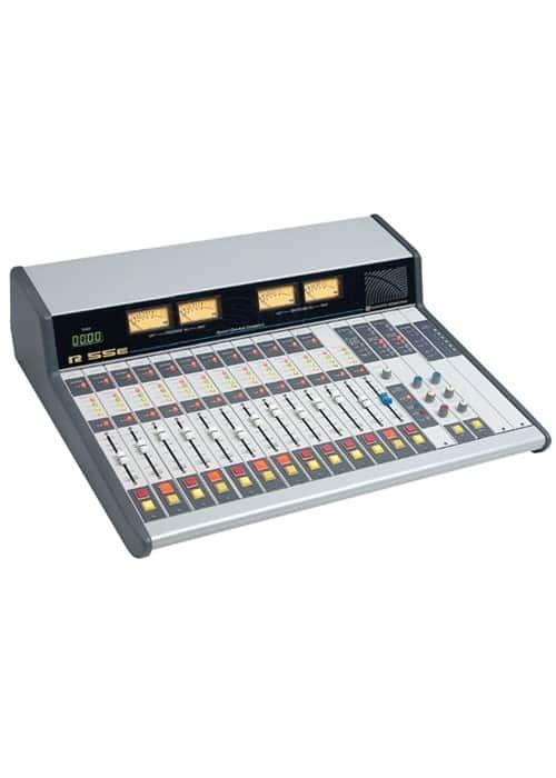 Audioarts R-55E-12 Console No Ar Analogico