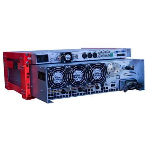DB Broadcast Mozart 2Kw Transmissor FM Compacto Em Estado Sólido