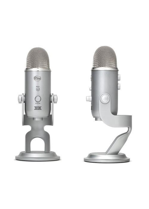 Blue Yeti Microfone USB