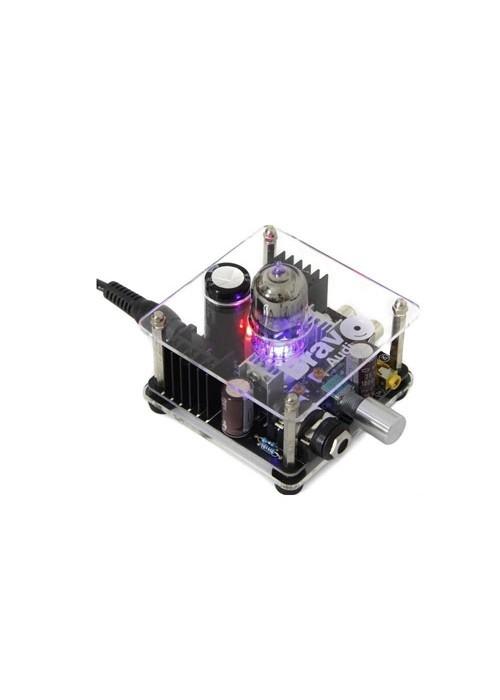 Bravo V2 Distribuidor Amplificador De Fone Valvulado 1 Canal