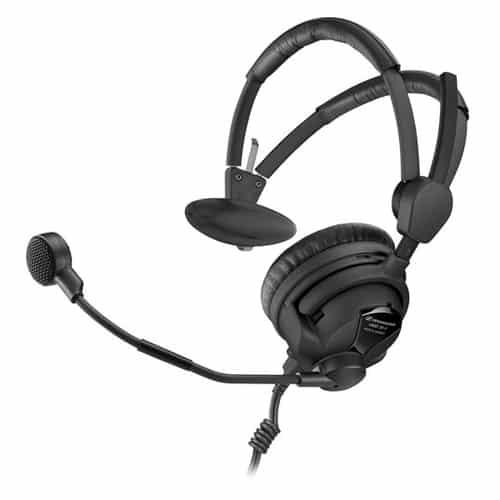 Sennheiser HMD26-II-600S-X3K1 Headset com Microfone Supercardioide