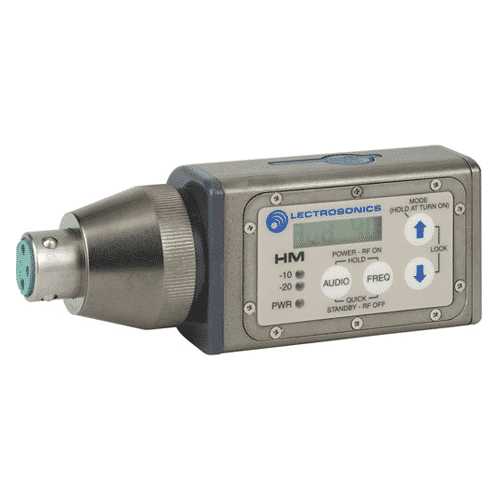 Lectrosonics HM Transmissor UHF Sem Fio