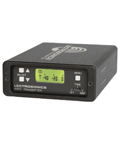Lectrosonics IFBT4 Transmissor IFB de Alta Qualidade