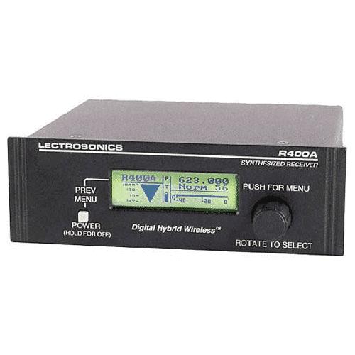 Lectrosonics R400A Receptor UHF