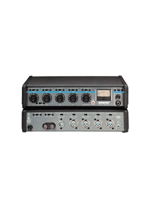 Shure M-267 Mixer de 4 Canais - R$520,00