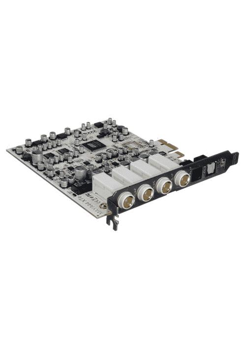 MAYA44 XTe - Interface de Áudio PCIe de 4 Entradas e 4 Saídas