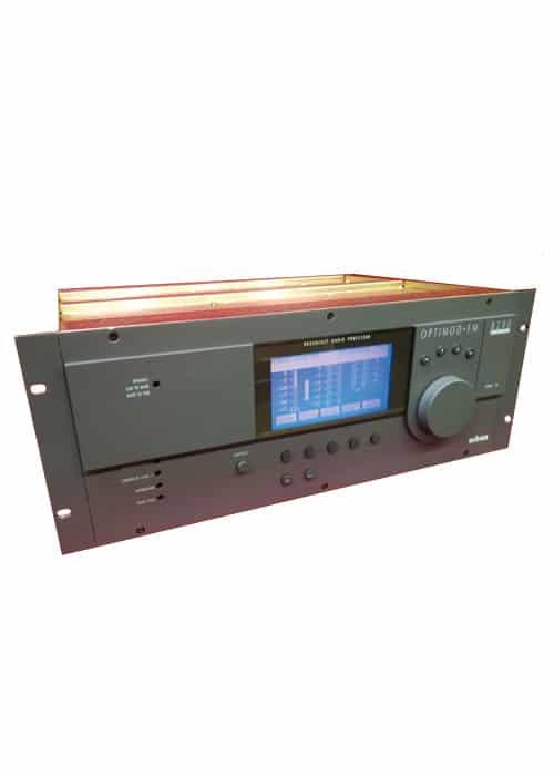 Orban 8200 FM Processador de Áudio Digital