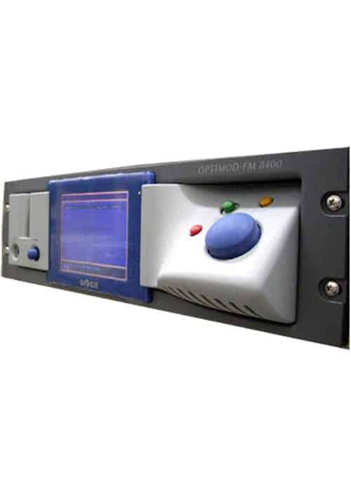 Orban 8400 FM Processador de Áudio Digital SEMINOVO