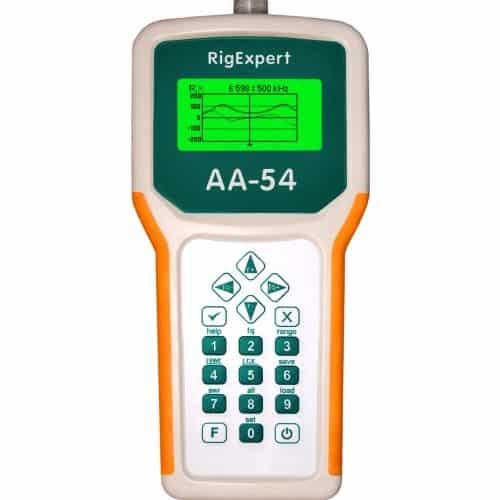 Rigexpert AA54 HF Analizador De Antena (0.1 A 54 Mhz)