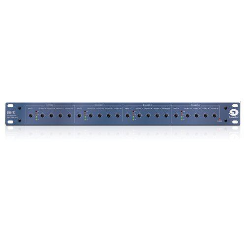 Symetrix 581E Distribuidor de Áudio 4x16