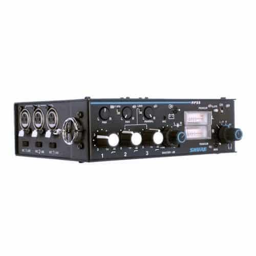 Shure FP33 Mixer de Microfone