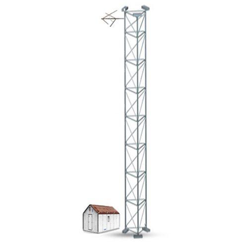 EB Gap Killer GK-1 Sistema Com Uma Antena FM para Potência Máxima de 2.500W