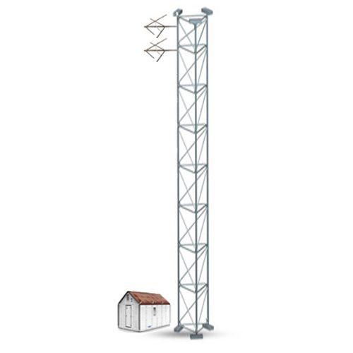 EB Gap Killer GK-2 Sistema Com Duas Antenas FM para Potência Máxima de 4.800W