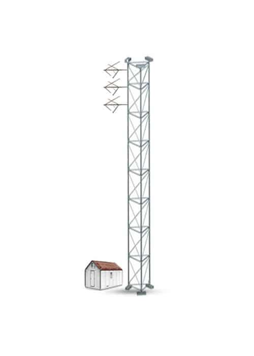 EB Gap Killer GK-3 Sistema Com Três Antenas FM para Potência Máxima de 7.200W