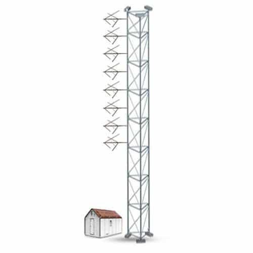 EB Gap Killer GK-8 Sistema Com Oito Antenas FM para Potência Máxima de 19.200W