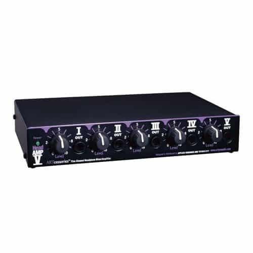 ART HeadAMP V-5 Distribuidor Amplificador De Fone 5 Canais
