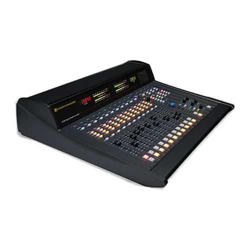 Audioarts D-76 Console no Ar Digital