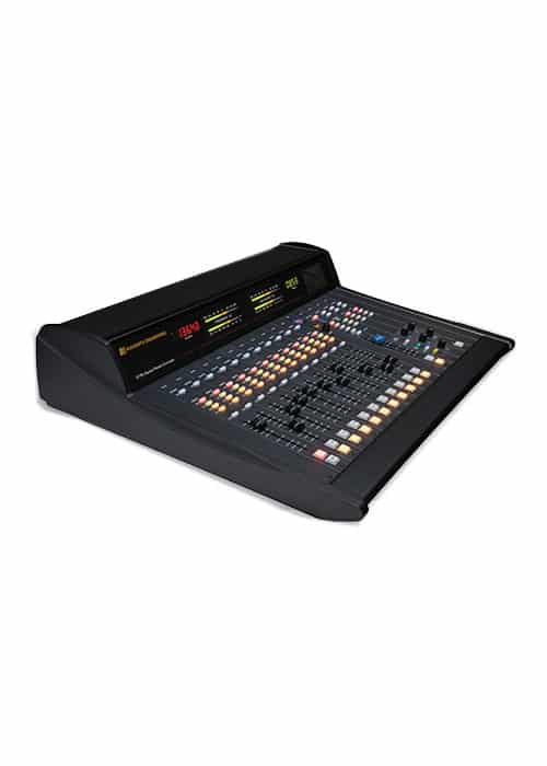 Audioarts D-76 Console no Ar Digital