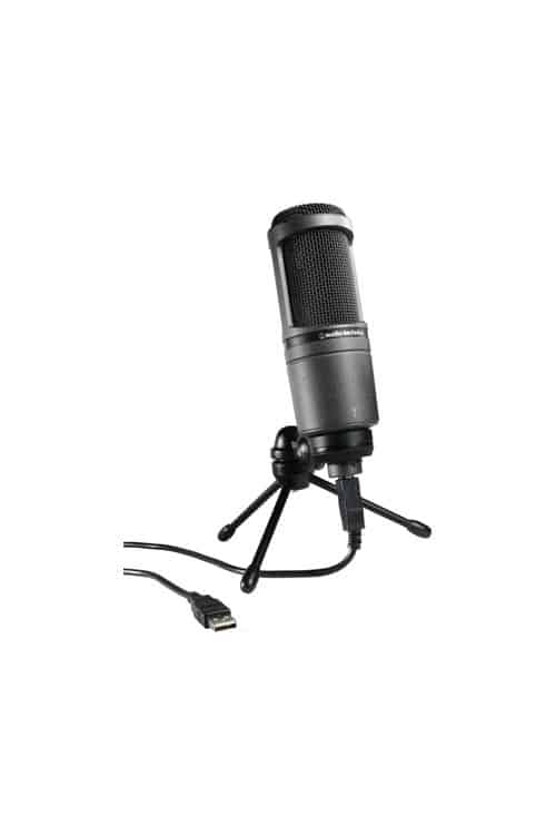 Audio Technica 2020 Microfone USB