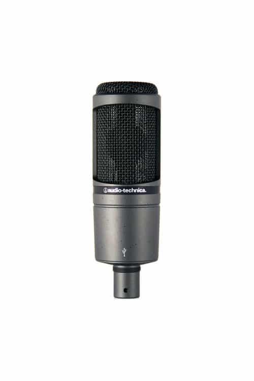 Audio Technica 2020 Microfone USB