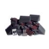 Auralex D108l DST Roominator Kit Charcoal - Burgandy