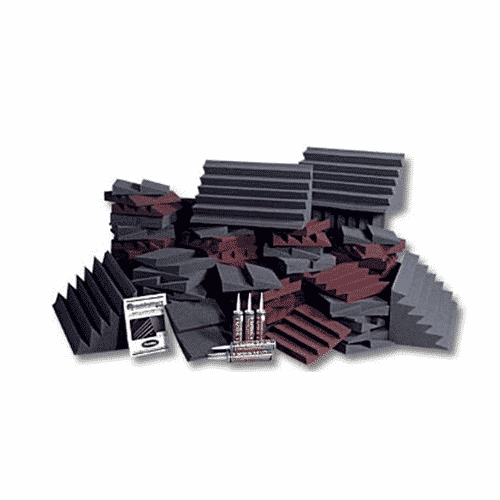 Auralex D108l DST Roominator Kit Charcoal - Burgandy