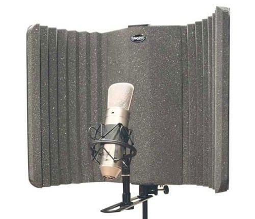 Auralex Mudguard Cabine Acustica De Microfone