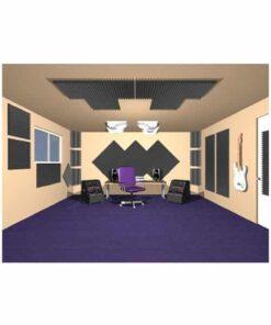 Auralex Pro Plus Roominator Kit Charcoal