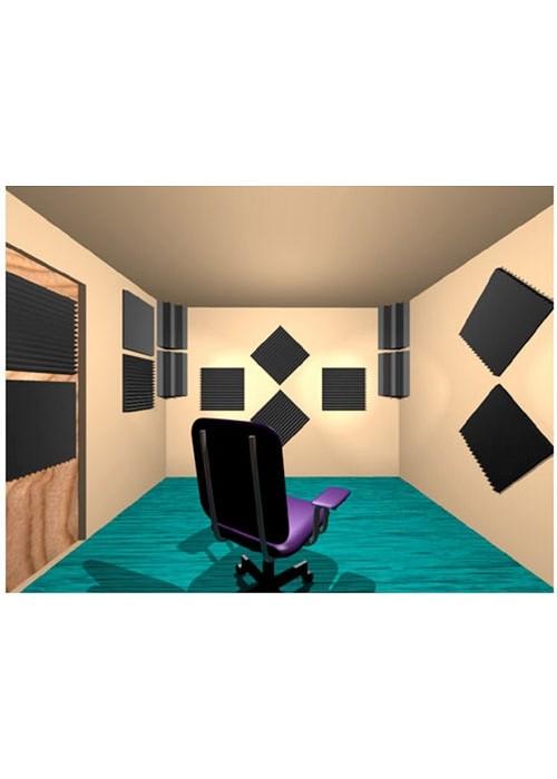 Auralex Project 2 Roominator Kit Charcoal