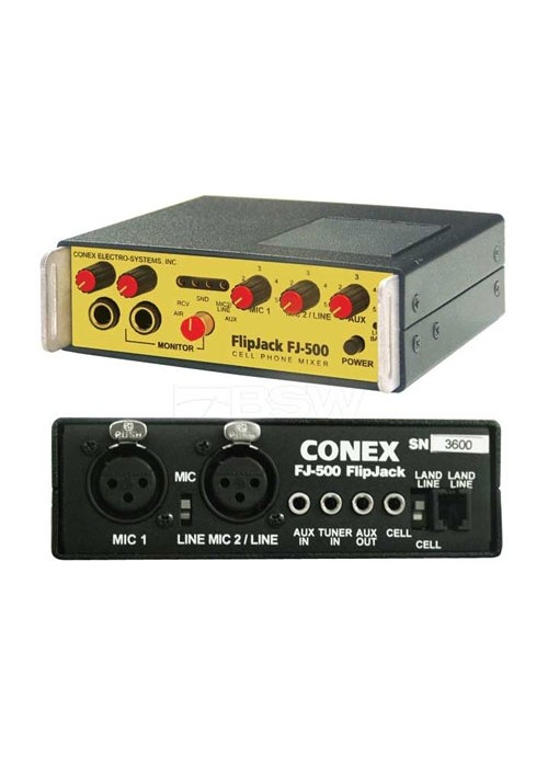 Conex FJ500 Flipjack Interface de Celular