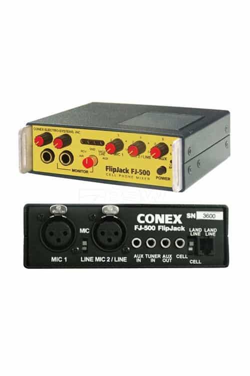 Conex FJ500 Flipjack Interface de Celular