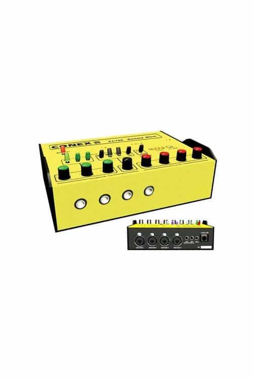 Conex FJ700 FlipJack Mixer Interface de Celular
