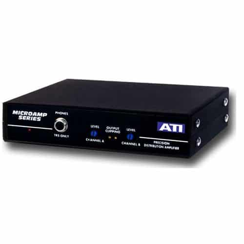 ATI DA 2008-1 1x4 Distribuidor de Audio