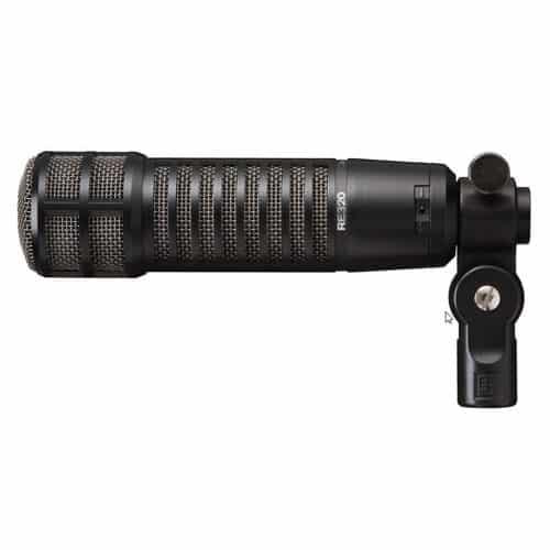 Electro-Voice RE320 Microfone Dinamico Cardioide