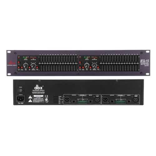 DBX iEQ 15 Equalizador
