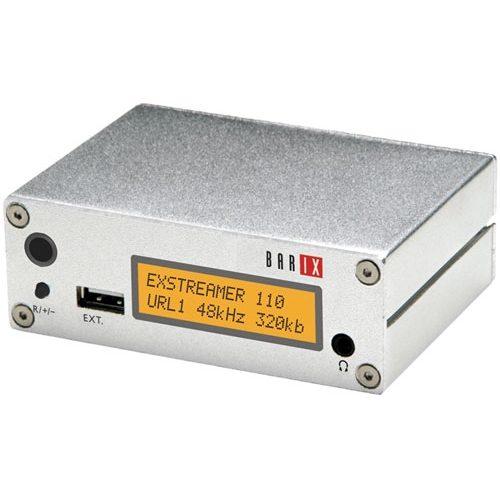 Barix Exstreamer 110 IP Audio Decoder