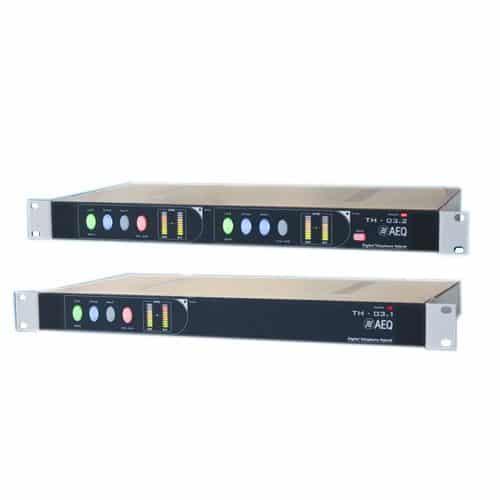 AEQ TH-03EX Com Versões Para 1 ou 2 Linhas Digital