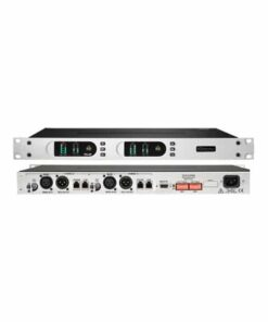 Telos HX2 Hibrida de 2 Linhas Digital - Analog and AES In-Out