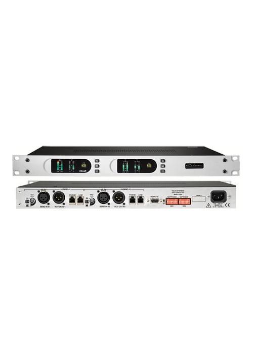Telos HX2 Hibrida de 2 Linhas Digital - Analog and AES In-Out