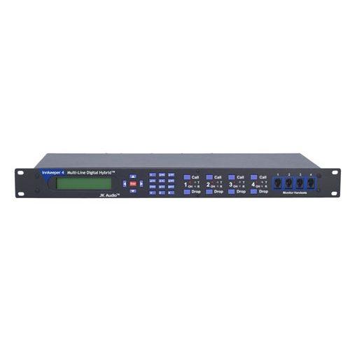 JK Audio Innkeeper 4x Hibrida de 4 Linhas Digital