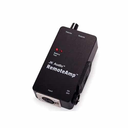 Jk Remote Amp Distribuidor Amplificador De Fone 1 Canal