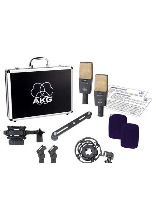 AKG C2000B Microfone Condensador